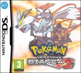 Copertina del gioco Pokemon Versione Bianca 2 per Nintendo DS