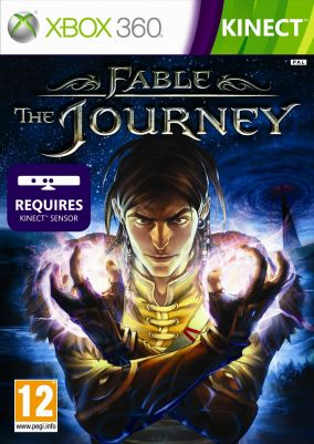 Copertina del gioco Fable: The Journey per Xbox 360