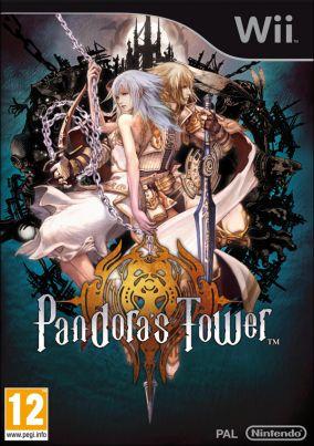 Copertina del gioco Pandora's Tower per Nintendo Wii