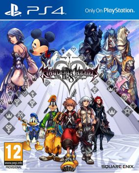 Copertina del gioco Kingdom Hearts HD 2.8 Final Chapter Prologue per Playstation 4