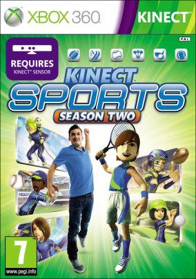 Copertina del gioco Kinect Sports Stagione 2 per Xbox 360