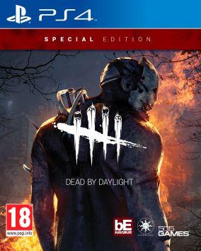 Copertina del gioco Dead by Daylight per Playstation 4