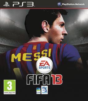Immagine della copertina del gioco FIFA 13 per Playstation 3