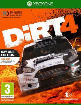 Immagine della copertina del gioco DiRT 4 per Xbox One