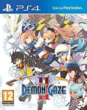 Copertina del gioco Demon Gaze II per Playstation 4
