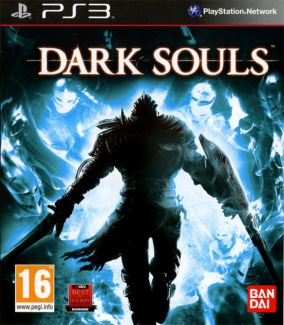 Copertina del gioco Dark Souls per Playstation 3