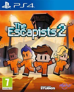 Copertina del gioco The Escapists 2 per Playstation 4
