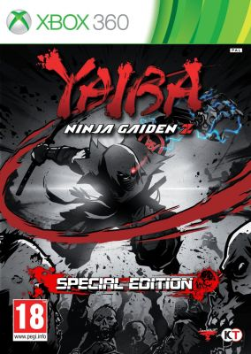 Copertina del gioco Yaiba: Ninja Gaiden Z per Xbox 360