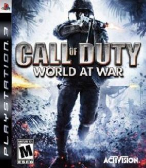 Immagine della copertina del gioco Call of Duty: World at War per Playstation 3