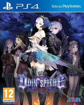 Immagine della copertina del gioco Odin Sphere Leifthrasir per Playstation 4