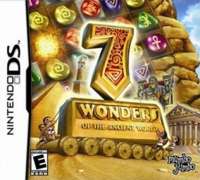 Copertina del gioco 7 Wonders of the Ancient World per Nintendo DS