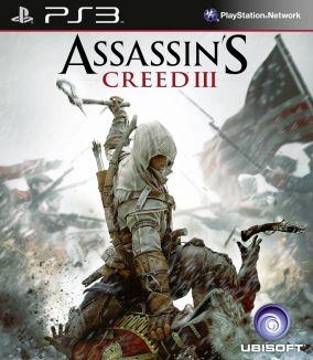 Immagine della copertina del gioco Assassin's Creed III per Playstation 3