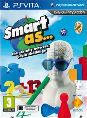 Copertina del gioco Smart As ... per PSVITA