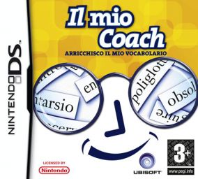 Copertina del gioco Il Mio Coach: Arricchisco il Mio Vocabolario per Nintendo DS