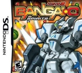 Copertina del gioco Bangai-O Spirits per Nintendo DS