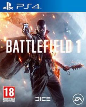 Copertina del gioco Battlefield 1 per Playstation 4
