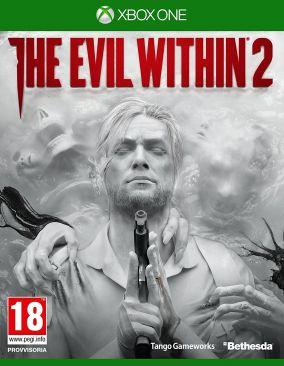 Copertina del gioco The Evil Within 2 per Xbox One