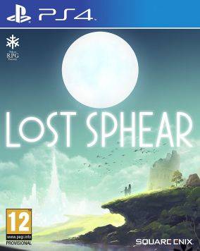 Copertina del gioco Lost Sphear per Playstation 4