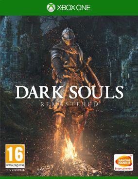 Copertina del gioco Dark Souls: Remastered per Xbox One