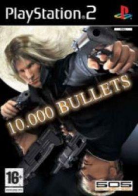 Copertina del gioco 10.000 Bullets per Playstation 2