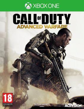 Copertina del gioco Call of Duty: Advanced Warfare per Xbox One