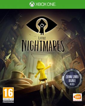 Copertina del gioco LITTLE NIGHTMARES per Xbox One