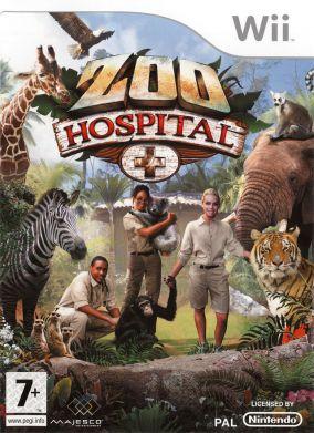 Copertina del gioco Zoo Hospital per Nintendo Wii