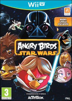 Copertina del gioco Angry Birds Star Wars per Nintendo Wii U