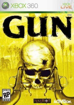 Immagine della copertina del gioco Gun per Xbox 360