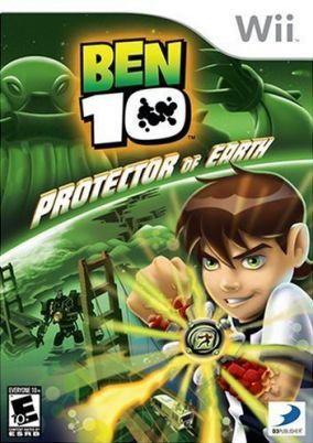 Immagine della copertina del gioco Ben 10: Il Difensore della Terra per Nintendo Wii