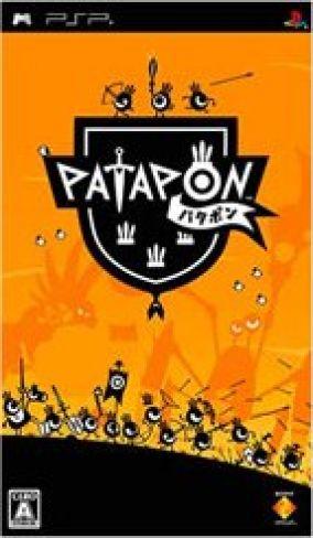 Copertina del gioco Patapon per Playstation PSP
