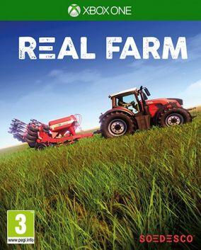 Immagine della copertina del gioco Real Farm per Xbox One