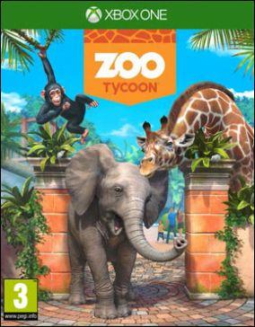 Copertina del gioco Zoo Tycoon per Xbox One