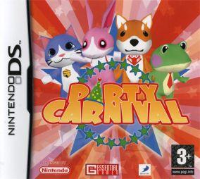 Copertina del gioco Party Carnival per Nintendo DS