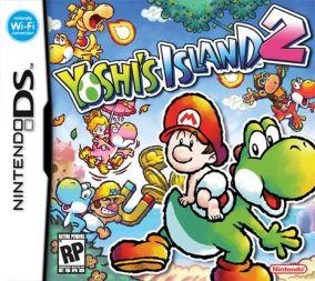 Copertina del gioco Yoshi's Island DS per Nintendo DS