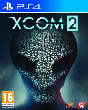 Copertina del gioco XCOM 2 per Playstation 4