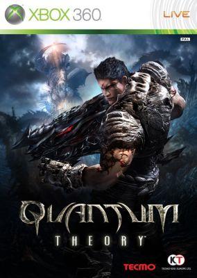 Copertina del gioco Quantum Theory per Xbox 360
