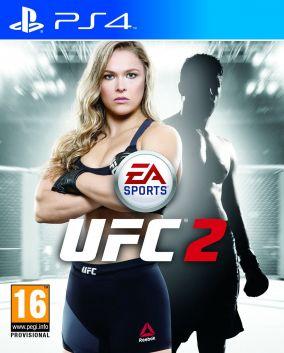 Immagine della copertina del gioco EA Sports UFC 2 per Playstation 4