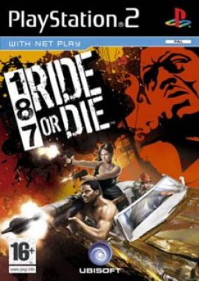 Copertina del gioco 187 Ride or die per Playstation 2