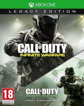 Copertina del gioco Modern Warfare: Remastered per Xbox One