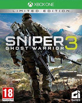 Copertina del gioco Sniper Ghost Warrior 3 per Xbox One