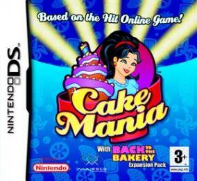 Copertina del gioco Cake Mania per Nintendo DS