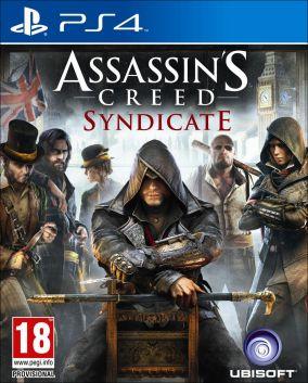 Immagine della copertina del gioco Assassin's Creed Syndicate per Playstation 4