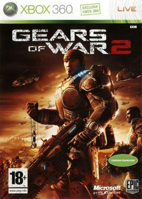 Copertina del gioco Gears of War 2 per Xbox 360