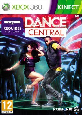 Copertina del gioco Dance Central per Xbox 360