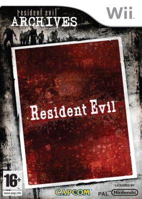 Immagine della copertina del gioco Resident Evil Archives per Nintendo Wii