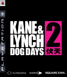 Copertina del gioco Kane & Lynch 2: Dog Days per Playstation 3