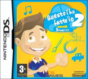 Copertina del gioco Questo L'ho Fatto Io 2 - Bambino per Nintendo DS