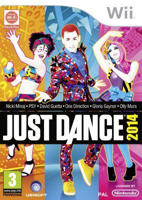 Copertina del gioco Just Dance 2014 per Nintendo Wii