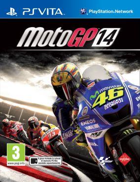 Copertina del gioco MotoGP 14 per PSVITA